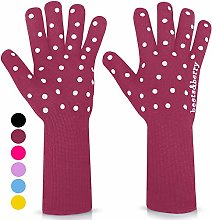 Oven Gloves Oven Mitts Heat Resistant to 932° | 1