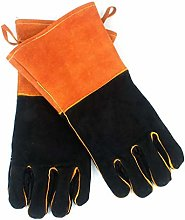 Oven Gloves, Tangpingsi High Temperature Thermal