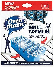 Oven Mate Grill Gremlin Cleaning Scrubbing Sponge