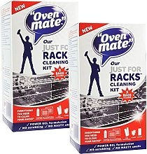 Oven Mate Just For Racks Cleaning Gel Kit For Oven