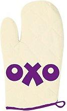Oven Mitt - Oxo Logo Design