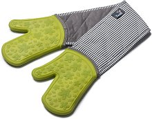 Oven Mitt Zeal Colour: Lime Green