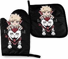Oven Mitts and Pot Holders,My Hero Academia