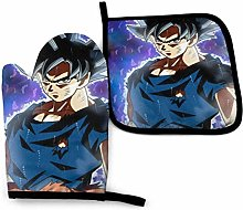 Oven Mitts and Pot Holders - Special Dragon Ball