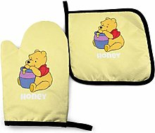 Oven Mitts and Pot Holders - Winnie The Pooh Heat