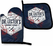 Oven Mitts and Potholders,Dr Lecters Gourmet
