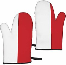Oven Mitts Kitchen Long Microwave Oven