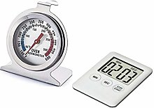 Oven Thermometer for Gas Oven,Electric Ovens,Aga