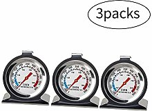 Oven Thermometer, Kitchen Dial Oven Thermometer,