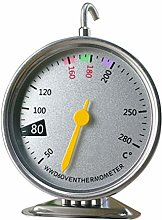 Oven Thermometer, Stainless Steel Oven Thermometer
