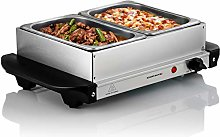 OVENTE FW152S Electric Food Buffet Server & Warmer