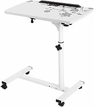 Over Bed Desk, Height Adjustable Side Laptop
