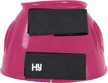 Over Reach Boots (One Pair) (L) (Pink) - Hyimpact