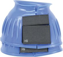 Over Reach Boots (One Pair) (S) (Brilliant Blue) -