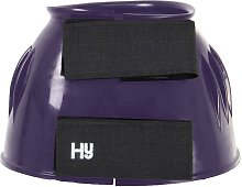 Over Reach Boots (One Pair) (S) (Purple) - Hyimpact