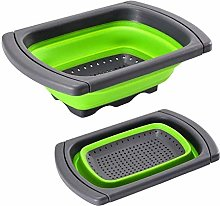 Over-Sink Collapsible Colander,CCUCKY 3.8L