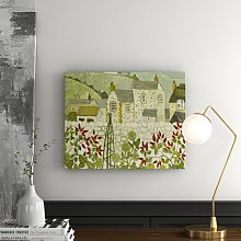 Over The Wall by Vanessa Bowman Art Print on