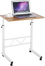 Overbed Table Movable Laptop Table Laptop Desk