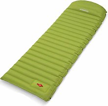 Overmont Inflatable Sleeping Pad Built in Pump