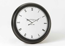 Oversized Brownell Antique 62cm Wall Clock Ophelia
