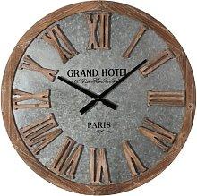 Oversized Ransom 62cm Wall Clock Borough Wharf
