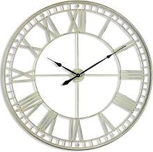 Oversized Skeleton 120cm Wall Clock La Maison