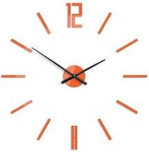Oversized Vera 75cm Silent Wall Clock Zipcode
