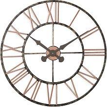 Oversized Vintage 70cm Wall Clock Roger Lascelles
