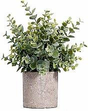 OVsler Fake Plants Artificial Plant Faux Plants