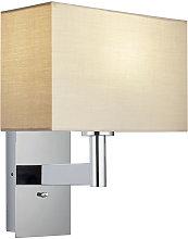 Owen Rectangular wall light