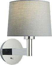Owen Taper E27 wall light