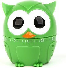 Owl Novelty Egg Timer for Kitchen Cooking