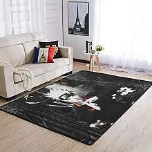 OwlOwlfan Naruto Carpets Modern Durable Area Rugs