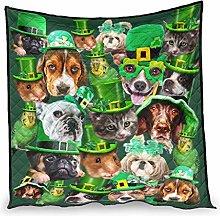 OwlOwlfan Saint Patrick's Day Animal Anti