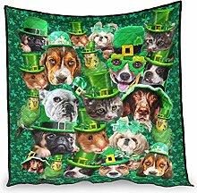 OwlOwlfan Saint Patrick's Day Animal Super