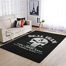 OwlOwlfan Seal Team Floor Rugs Comfy Anti-slip