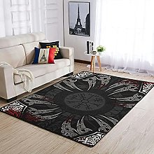 OwlOwlfan Viking Carpets Comfy Anti-slip Carpets
