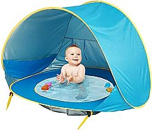 OWSEN Sun Shade Pool Tent,Baby Beach Tent with