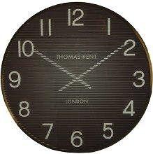 Owsley Wall Clock Ebern Designs Colour: