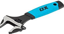 OX OX-P324508 Pro Adjustable Wrench - Adjustable
