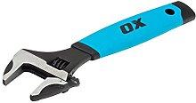 OX Pro Adjustable Wrench - Adjustable Plumbing