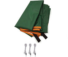 Oxford Cloth Outdoor Waterproof Tent Tarp Rain Sun