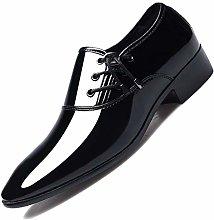 Oxford Men Dress Shoes Men Formal Shoes Leather