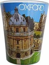 Oxford Photo Collage Shot Glass - British UK