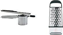 OXO 26981 Good Grips Potato Ricer, Silver &