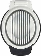 OXO Good Grips Egg Slicer, White/Black, 3.18 x