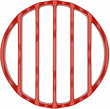 OXO Good Grips Silicone Pressure Cooker Rack, Red