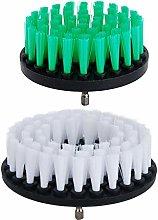 OxoxO 4inch 5inch Drill Brush Medium Stiffness
