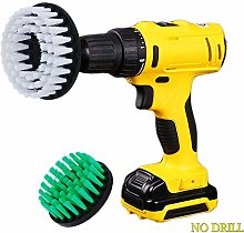 OxoxO 4inch 5inch Drill Brush Medium Stiffness