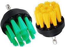 Oxoxo Drill Brush–2inch Power Drill
